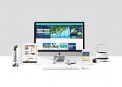 Paginas web entrega en 5 dias $1500 al mes