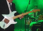 Se busca 1º guitarra para tributo a los iracundos