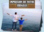 Impresión de fotos por revelado