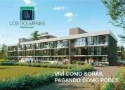 Edificio obra nueva 1 dormitorios 38 m2