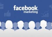 Publicidad en facebook, instagram desde $2500 mes