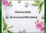 """Sesiones de auriculoterapia """"naturelle"""""""