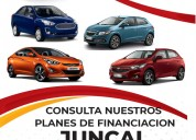 Venta autos usados seleccionados juncal automovil