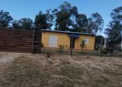 Vendo casa en el balneario guazubira