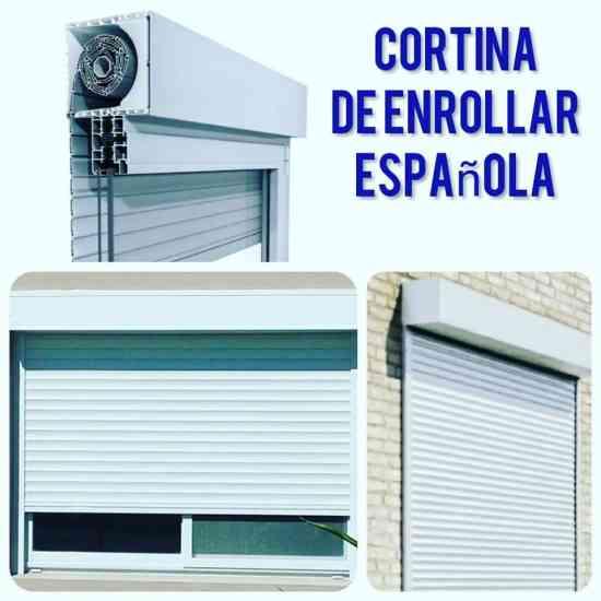 CORTINA DE ENROLLAR ESPAÑOLA