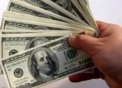 Prestamo de dinero urgente en todos el mundo
