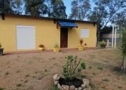Vendo casa en el balneario guazuvira