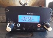 Vendo transmisor fm 7watts