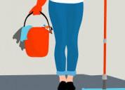servicio de limpieza para oficinas y escaleras