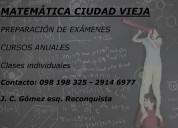 Matemática - secundaria - clases online
