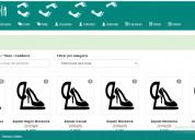 Softweare para zapatería stock y facturación