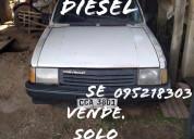 Chevette 88 diesel
