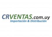 Crventas uruguay importación y distribución