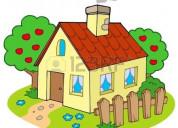 Busco casa para alquiler anual la paloma