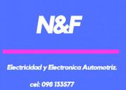 Electricidad  automotriz servicio de reparación