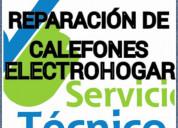 Service oficial calefones bronx