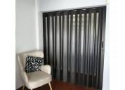 Puertas bcf traslucidas
