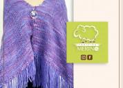 Capa liviana lana merino