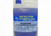 Solución química ssd de calidad y polvo de activac