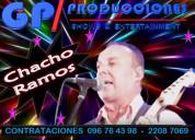 Chacho ramos contrataciones uruguay, chacho ramos