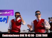 Decallao contrataciones uruguay,banda decallao