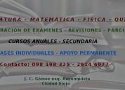 MatemÁtica - literatura - fÍsica - dibujo