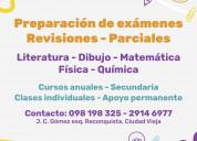 MatemÁtica - ciudad vieja - cursos - exÁmenes