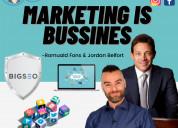 Marketing is bussines romuald fons y jordan belf