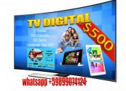 Tv digital uruguay mas de 1753 canales