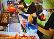 Pedir comida online en montevideo