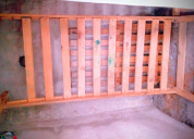 Vendo cama 091987136