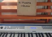 Pianista clásico - clases de piano