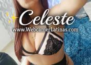 Hermosas latinas para videollamadas