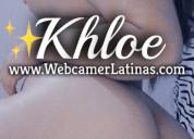 Khloe sexy nena para videollamadas