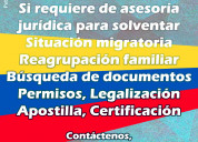 Abogados venezolanos migrantes, brindamos asistenc