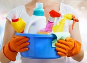 Limpieza de apartamentos casas, edificios,oficinas