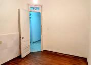 Alquiler apto cordón excelente zona - 2 dormitorio