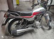 Moto honda 125 año 2008