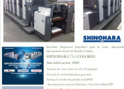 Shinohara 5 colores