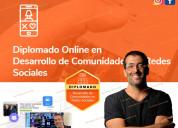 Diplomado online en desarrollo de comunidades en r