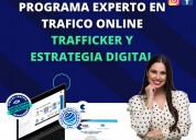 Programa experto en trafficker y estrategia digita