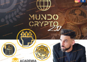 Curso mundo crypto 2.0 2021 de mani thawani