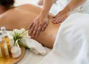 Masajes terapéuticos-relajantes-drenaje linfático