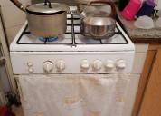 Cocina a super gas 4 hornallas